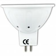 LED Spot - Aigi Firona - GU5.3 MR16 Fitting - 6W - Warm Wit 3000K - 12V