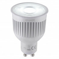 LED Spot WiZ RGB - Trion - GU10 Fitting - Dimbaar - 6W - Slimme LED - Wifi LED - Smart LED met Afstandsbediening
