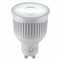 LED Spot WiZ RGB - Trion - GU10 Fitting - Dimbaar - 6W - Slimme LED - Wifi LED - Smart LED met Afstandsbediening