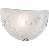 LED Wandlamp - Wandverlichting - Trion Crasto - E27 Fitting - Rond - Mat Wit - Aluminium