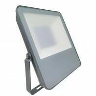 OSRAM - LED Bouwlamp - Facto Evola - 100 Watt - LED Schijnwerper - Helder/Koud Wit 6000K - Waterdicht IP65 - 140LM/W - Flikkervrij