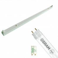 OSRAM - LED TL Armatuur met T8 Buis - SubstiTUBE Value EM 830 - Aigi Dybolo - 120cm Enkel - 16.2W - Warm Wit 3000K