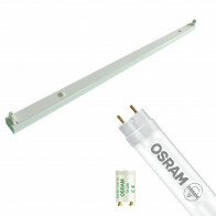 OSRAM - LED TL Armatuur met T8 Buis - SubstiTUBE Value EM 840 - Aigi Dybolo - 150cm Enkel - 19.1W - Natuurlijk Wit 4000K
