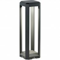 OSRAM - LED Tuinverlichting - Buitenlamp - Trion Logani - Staand - 11W - Mat Zwart - Aluminium
