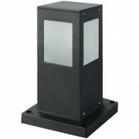 PHILIPS - LED Tuinverlichting - Staande Buitenlamp - SceneSwitch 827 A60 - Kavy 3 - E27 Fitting - Dimbaar - 2W-8W - Warm Wit 2200K-2700K - Vierkant - Aluminium