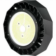 SAMSUNG - LED UFO High Bay 100W - Viron Manisa - Magazijnverlichting - Waterdicht IP65 - Helder/Koud Wit 6400K - Mat Zwart - Aluminium