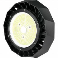 SAMSUNG - LED UFO High Bay 100W - Viron Manisa - Magazijnverlichting - Waterdicht IP65 - Natuurlijk Wit 4000K - Mat Zwart - Aluminium