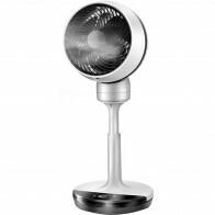 Ventilator - Aigi Diloma - Statiefventilator - Staand - Rond - Mat Wit - Kunststof