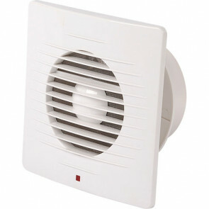 Badkamer - Toilet - Ventilator - 175mm - 15W - 120m3