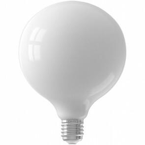 CALEX - LED Lamp - Globe - Filament G125 - E27 Fitting - Dimbaar - 6W - Warm Wit 2700K - Wit
