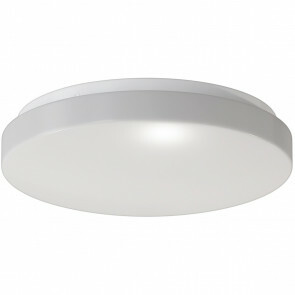 CALEX - LED Plafondlamp - Smart Plafondverlichting - 20W - Aanpasbare Kleur - Rond - Mat Wit - Aluminium