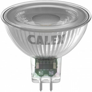 CALEX - LED Spot - Reflectorlamp - GU5.3 MR16 Fitting - 6W - Warm Wit 2700K - Wit