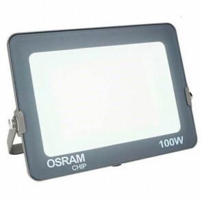 OSRAM - LED Bouwlamp 100 Watt - LED Schijnwerper - Natuurlijk Wit 4000K - Waterdicht IP65