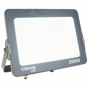 LED Bouwlamp 200 Watt - LED Schijnwerper - OSRAM - Aanpasbare Kleur - Waterdicht IP65