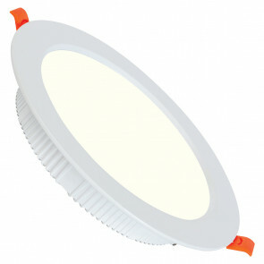 LED Downlight - Alexy - Inbouw Rond 12W - Natuurlijk Wit 4200K - Mat Wit Aluminium - Ø120mm