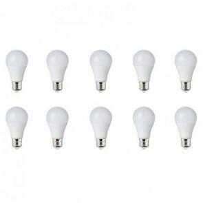 LED Lamp 10 Pack - E27 Fitting - 10W - Natuurlijk Wit 4200K