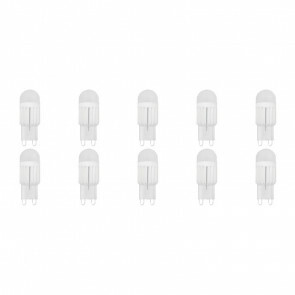 LED Lamp 10 Pack - Nani - G9 Fitting - Dimbaar - 3W - Helder/Koud Wit 6400K