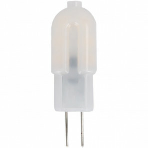 LED Lamp - Aigi - G4 Fitting - 1.5W - Warm Wit 3000K | Vervangt 15W