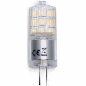LED Lamp - Aigi - G4 Fitting - 3W - Warm Wit 3000K | Vervangt 25W