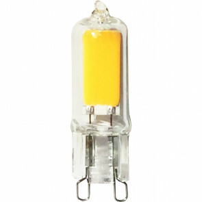 LED Lamp - Aigi - G9 Fitting - 2W - Helder/Koud Wit 6500K | Vervangt 20W