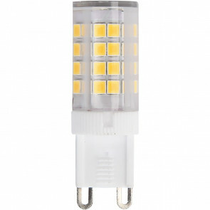 LED Lamp - Aigi - G9 Fitting - 3.5W - Warm Wit 3000K | Vervangt 30W