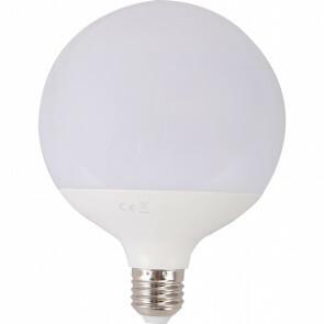 LED Lamp - Aigi Lido - Bulb G120 - E27 Fitting - 20W - Natuurlijk Wit 4000K - Wit