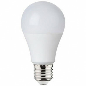 LED Lamp - E27 Fitting - 8W - Helder/Koud Wit 6400K