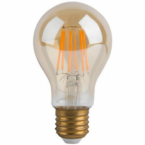 LED Lamp - Facto - Filament Bulb - E27 Fitting - Dimbaar - 7W - Warm Wit 2700K