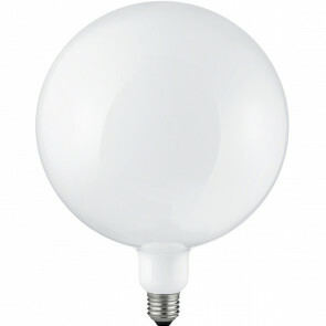 LED Lamp WiZ - Trion Polo - Globe - E27 Fitting - 6W - Slimme LED - Dimbaar - Nachtlamp - Mat Wit - Glas