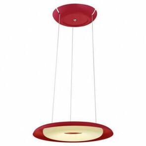 LED Modern Design Plafondlamp / Plafondverlichting Elegant 35W Natuurlijk Wit 4000K Aluminium Rode Armatuur