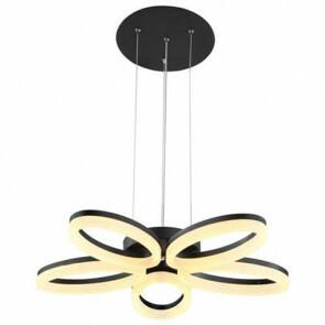 LED Modern Design Plafondlamp / Plafondverlichting Luxury 40W Natuurlijk Wit 4000K Aluminium Zwarte Armatuur