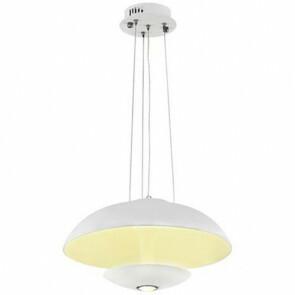 LED Modern Design Plafondlamp / Plafondverlichting Viesta 24W Natuurlijk Wit 4000K Aluminium Witte Armatuur