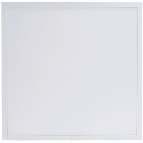 LED Paneel - Aigi Hyron - 62x62 - Aanpasbare Kleur CCT - 32W UGR19 - Inbouw - Vierkant - Mat Wit - Aluminium - Flikkervrij