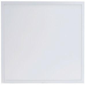 LED Paneel - Aigi Hyron - 62x62 - Aanpasbare Kleur CCT - 40W - Inbouw - Vierkant - Mat Wit - Aluminium - Flikkervrij