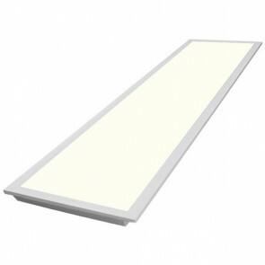LED Paneel - OSRAM - 30x120 Natuurlijk Wit 4000K - 50W High Lumen - Inbouw Rechthoek - Mat Wit Aluminium