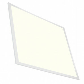 LED Paneel - OSRAM - 60x60 Natuurlijk Wit 4000K - 50W High Lumen - Inbouw Vierkant - Mat Wit Aluminium