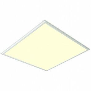 LED Paneel - Viron Viska - 60x60 Warm Wit 3000K - 36W Inbouw Vierkant - Mat Wit - Aluminium