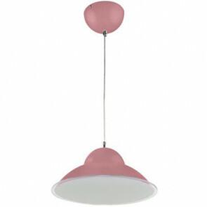 LED Plafondlamp - Plafondverlichting - Anta - 15W - Natuurlijk Wit 4000K - Roze Aluminium