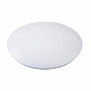 LED Plafondlamp Wise met 360° Microwave Sensor Rond 24W Natuurlijk Wit 4200K Witte Armatuur