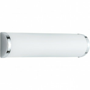 LED Spiegelverlichting - Trion Xiany - E14 Fitting - Spatwaterdicht - Glans Chroom - Aluminium