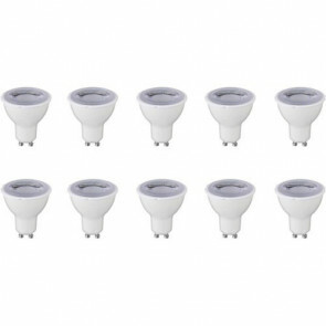 LED Spot 10 Pack - GU10 Fitting - Dimbaar - 6W - Warm Wit 3000K