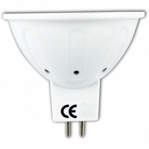 LED Spot - Aigi Firona - GU5.3 MR16 Fitting - 3W - Warm Wit 3000K - 12V