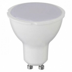 LED Spot - GU10 Fitting - 4W - Helder/Koud Wit 6400K
