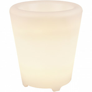 LED Tafellamp - Trion Hiwa - 1W - Warm Wit 3000K - RGBW - USB Oplaadbaar - Dimbaar - Rond - Mat Wit - Kunststof
