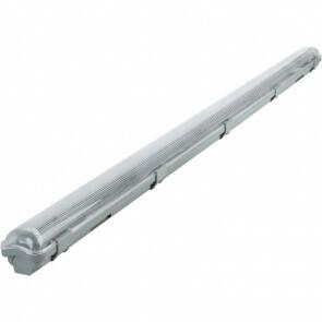 LED TL Armatuur T8 - 120cm Dubbel - Waterdicht IP54 - Kunststof