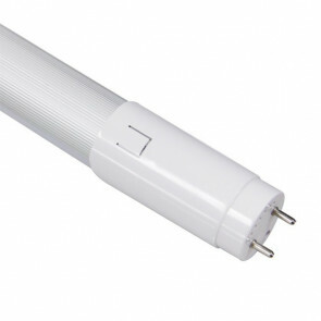 LED TL Buis T8 - Aigi - 60cm 10W High Lumen 120 LM/W - Warm Wit 3000K