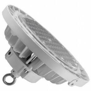 LED UFO High Bay - OSRAM - 200W UGR17 Dimbaar - Magazijnverlichting - Waterdicht IP65 - Natuurlijk Wit 4000K - Aluminium