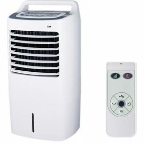 Luchtkoeler - Air Cooler - Luchtbevochtiger - Aigi Kohy - Afstandsbediening - Timer - 15 Liter - Wit