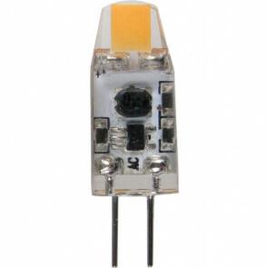 MEGAMAN - LED Lamp - Storm - G4 Fitting - 1.2W - Warm Wit 2800K | Vervangt 10W