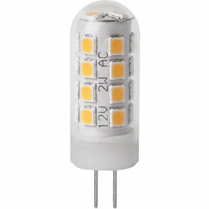 MEGAMAN - LED Lamp - Storm - G4 Fitting - 2.5W - Warm Wit 2800K | Vervangt 25W